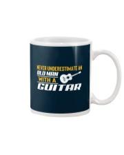 Old Man With A Guitar Mug thumbnail