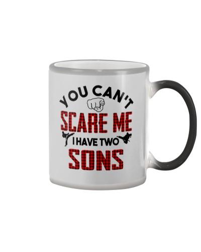 Taekwondo I Have Two Sons