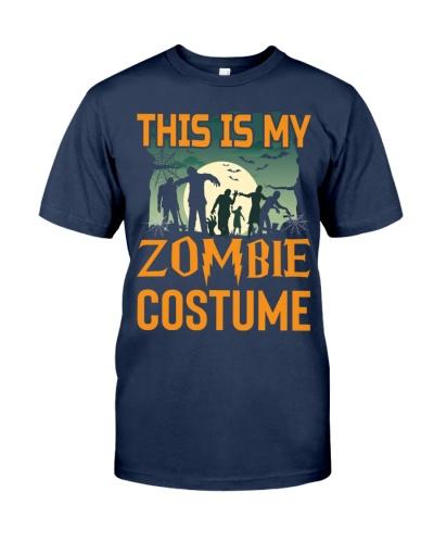 My Zombie Costume Halloween