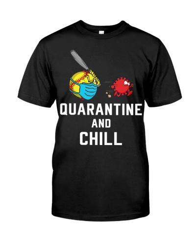 Softball Quarantine and Chill