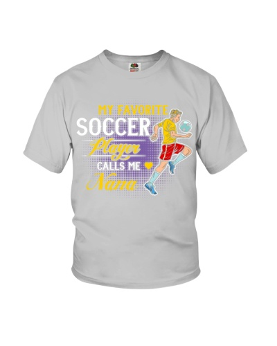 Soccer Player Calls Me Nana