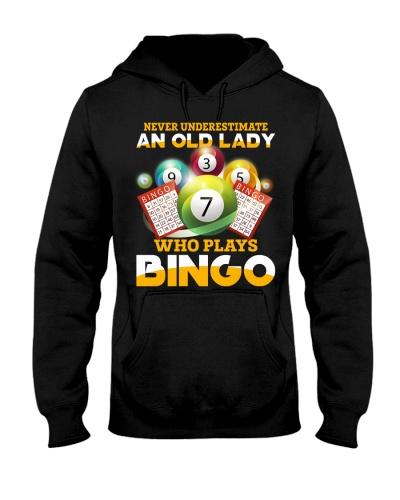 Old Lady Who Plays Bingo HS