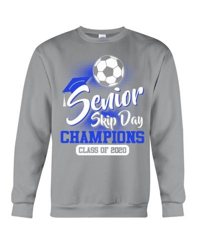 Soccer-senior 2020 Skip Day Blue