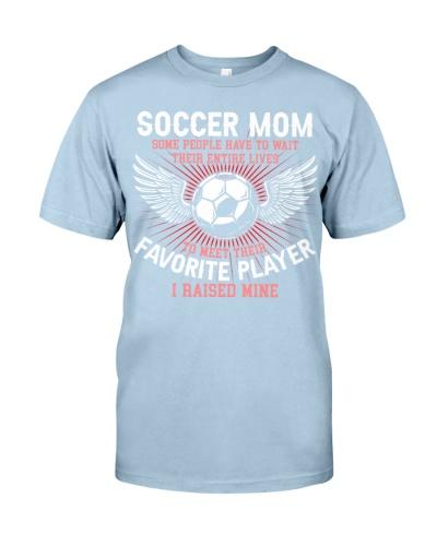 Soccer Mom Favorite Player