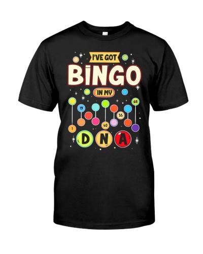 Bingo In My DNA