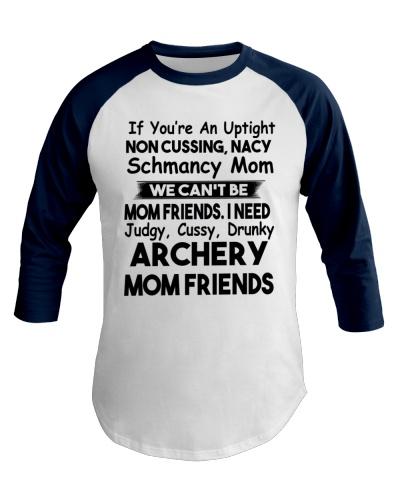 Archery Mom Friends Tee