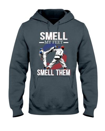 Taekwondo Smell My Feel Smell Them