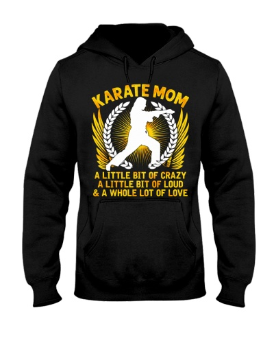 Karate Mom