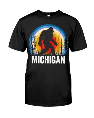 Michigan Bigfoot