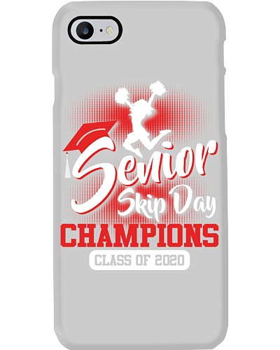 Cheerleading Cheerleader-Senior 2020 Skip Day