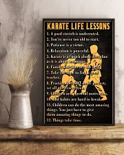 Karate Life Leesons 11x17 Poster lifestyle-poster-3