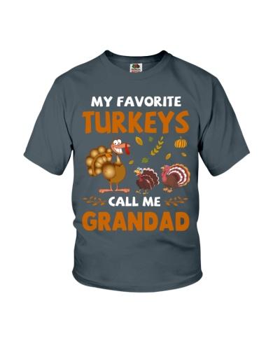 hanksgiving Call Me Grandad