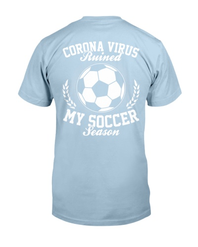 Soccer Season 2020 Backside
