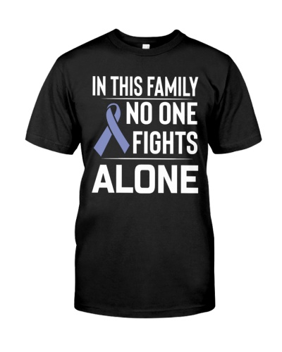 Stomach Cancer No One Fights Alone