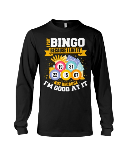 I Play Bingo LT