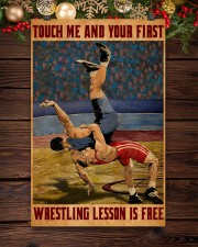 Wrestling Touch Me Poster 11x17 Poster aos-poster-portrait-11x17-lifestyle-22
