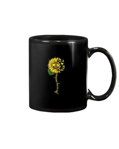 Wrestling Sunflower