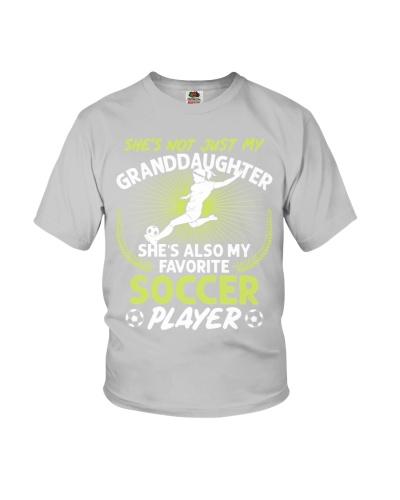 Granddaughter Soccer Player
