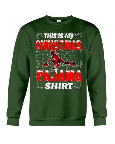 Curling Christmas Pajama