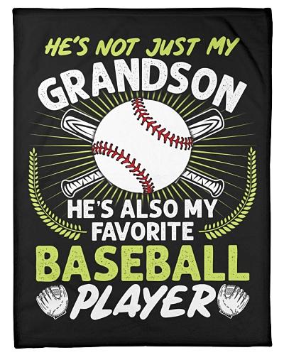 Grandson Baseball Player