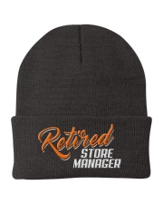 Retired Store Manager Knit Beanie thumbnail