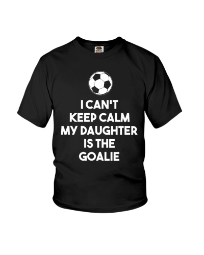 My Daughter Is The Goalie