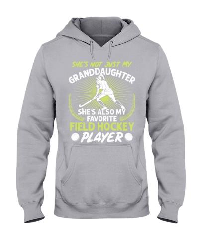 Granddaughter Field Hockey Player