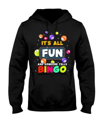 It's All Fun Games Bingo HS