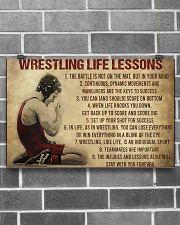 Wrestling Life 17x11 Poster poster-landscape-17x11-lifestyle-18