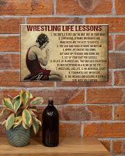 Wrestling Life 17x11 Poster poster-landscape-17x11-lifestyle-23