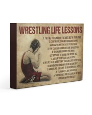 Wrestling Life 14x11 Gallery Wrapped Canvas Prints thumbnail