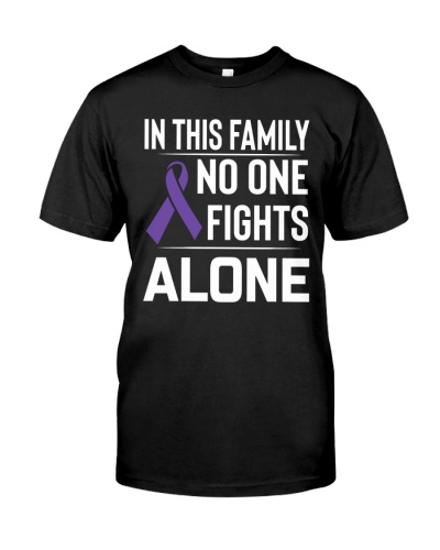 Pancreatic Cancer No One Fights Alone
