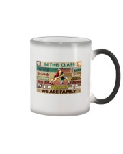 Wrestling In This Class Color Changing Mug thumbnail