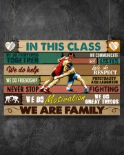 Wrestling In This Class 17x11 Poster aos-poster-landscape-17x11-lifestyle-12