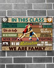 Wrestling In This Class 17x11 Poster poster-landscape-17x11-lifestyle-18