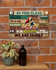 Wrestling In This Class 17x11 Poster poster-landscape-17x11-lifestyle-23