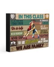 Wrestling In This Class 14x11 Gallery Wrapped Canvas Prints thumbnail