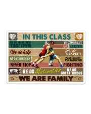 Wrestling In This Class Sticker - Single (Horizontal) thumbnail