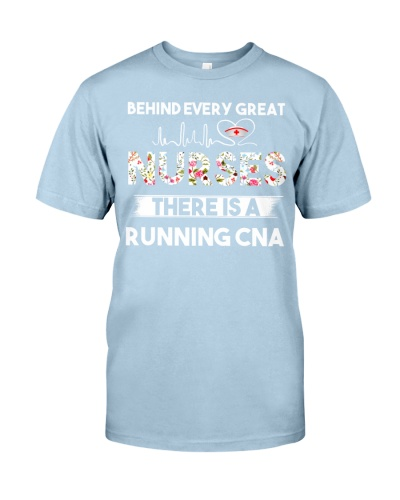Nurse There Is A Running CNA
