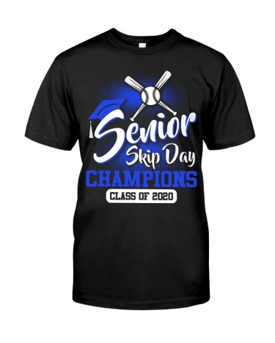 Baseball-senior 2020 Skip Day Blue