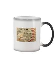 Baseball Poster Color Changing Mug thumbnail