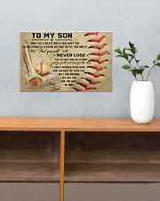 Baseball Poster 17x11 Poster poster-landscape-17x11-lifestyle-24