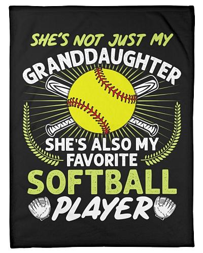 Granddaughter Favorite Softball Player