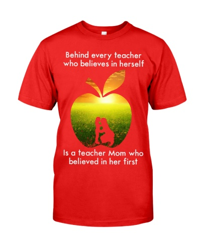 Teacher Mom Who Believed In Her First