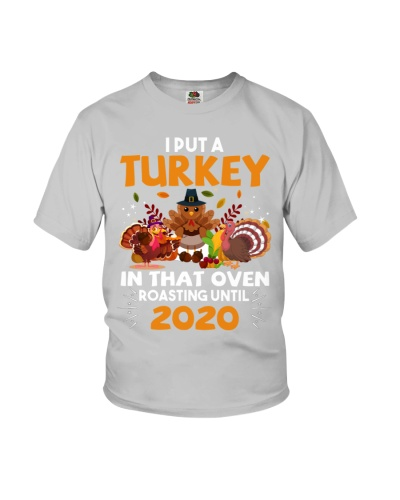 Turkey In That Oven 2020 Thanksgiving