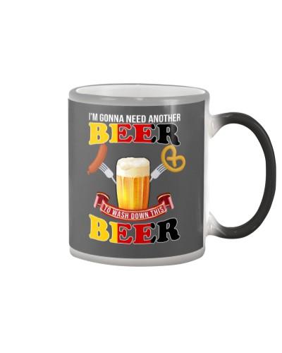 Beer Oktoberfest 2019 Flag Of Germany