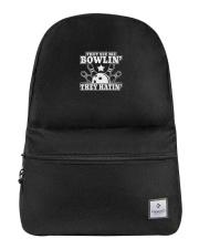 Bowling Bowlin Backpack thumbnail