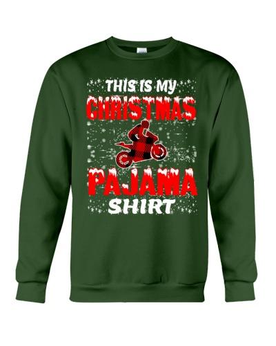 Motorcycle Motorsport Christmas Pajama
