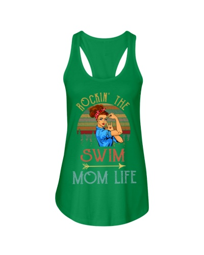 Rockin' The Swim Mom Life