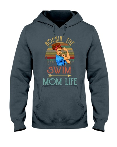 Rockin' The Swim Mom Life